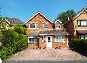 Thumbnail 4 bedroom detached house for sale in Viaduct Drive, Wolverhampton, West Midlands