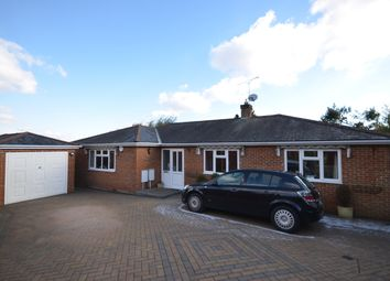 Thumbnail 3 bed detached bungalow for sale in Ball & Wicket Lane, Farnham, Surrey