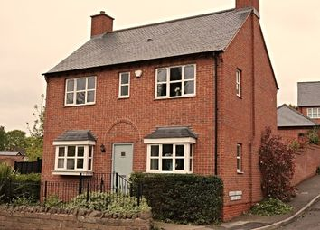 Thumbnail 3 bedroom detached house for sale in Main Street, Ratby