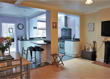 Thumbnail 4 bed semi-detached house for sale in Monson Road, Redhill