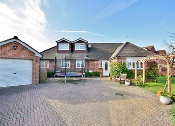 Thumbnail 4 bedroom detached house for sale in Mayhurst Crescent, Woking