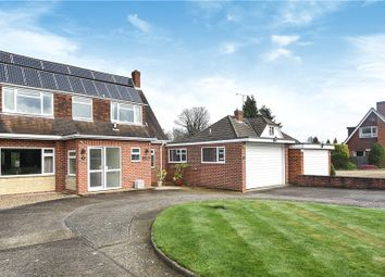 Thumbnail 3 bedroom detached house for sale in Copse Mead, Woodley, Reading
