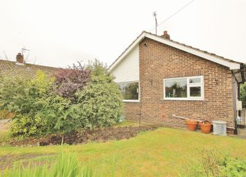 Thumbnail 2 bed detached bungalow for sale in Oaklands, Camblesforth, Selby