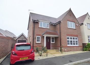 Thumbnail 4 bedroom detached house for sale in Sigwels Road, Cawston, Rugby, Warwickshire