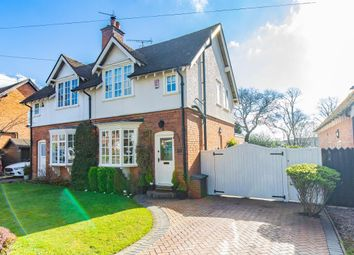 Laburnum Road, Bournville, Birmingham B30. 3 bed semi-detached house for sale