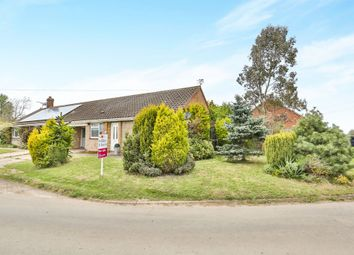 Thumbnail 2 bed bungalow for sale in Church Road, Welborne, Dereham