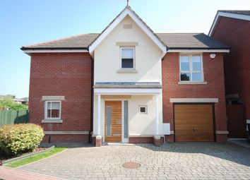 Thumbnail 4 bed detached house for sale in Chetwynde Park, Barrow-In-Furness, Cumbria
