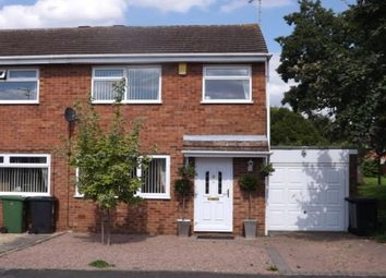 Thumbnail 3 bed semi-detached house to rent in Porter Road, Evesham