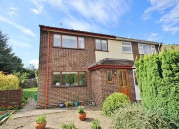 The Rowans, Cholsey, Wallingford OX10. 3 bed end terrace house