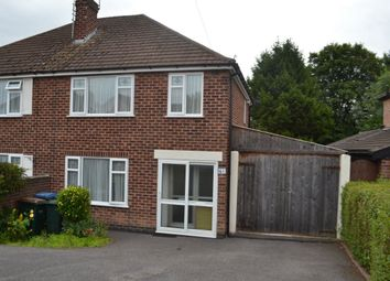 Thumbnail 3 bed semi-detached house to rent in The Hiron, Coventry