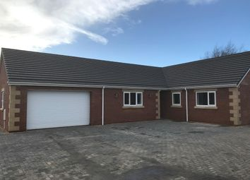 Thumbnail 4 bed detached bungalow for sale in Sarah Gate Lane, Quadring, Spalding