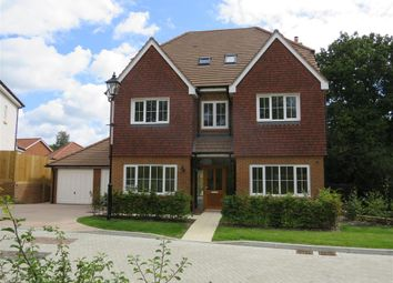 Thumbnail 5 bed detached house for sale in Ferny Croft, Haywards Heath