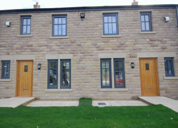 Thumbnail 3 bed mews house for sale in Plot 7 The Kinder, Glossop, Completion Due 2018
