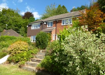 Thumbnail 4 bedroom detached house to rent in Woodlands Lane, Haslemere