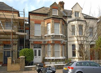 Thumbnail 3 bed flat to rent in Cromford Road, London