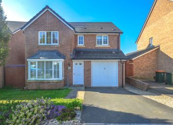Thumbnail 4 bed detached house for sale in Alway Crescent, Newport