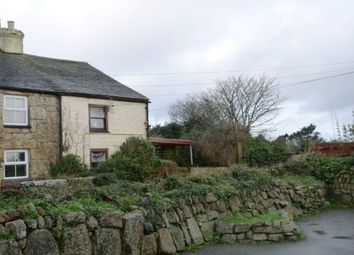 Thumbnail 2 bed terraced house to rent in Folnamodry, Fore Street, Madron, Penzance