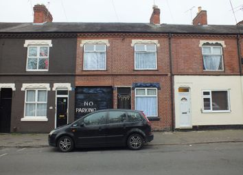 Thumbnail 4 bedroom terraced house to rent in Percival Street, Leicester