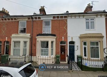 Thumbnail 3 bed terraced house to rent in Darlington Road, Southsea