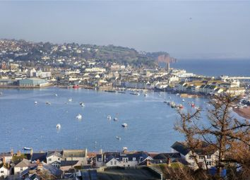 Thumbnail 4 bed detached house for sale in The Hamiltons, Torquay Road, Shaldon, Devon