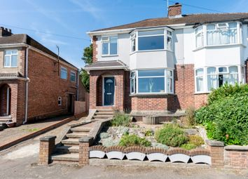 Thumbnail 3 bed semi-detached house for sale in Wood End Road, Cranfield, Bedford
