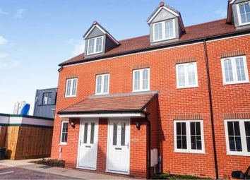 Thumbnail 2 bedroom terraced house for sale in 25 Roger Croft Drive, Thatcham