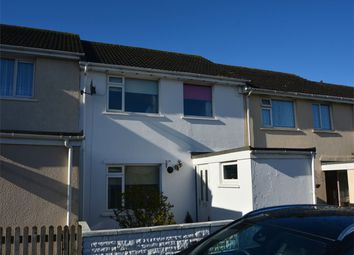 Thumbnail 3 bed terraced house for sale in St Martins Crescent, Camborne, Cornwall