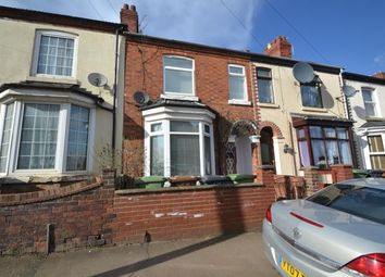 Thumbnail 3 bed terraced house for sale in Mill Road, Wellingborough, Northamptonshire