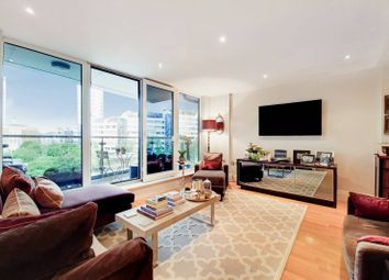 Thumbnail 2 bedroom flat for sale in The Boulevard, Imperial Wharf, London