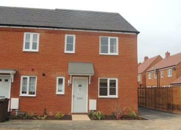 Thumbnail 3 bed semi-detached house to rent in Linnet Road, Bodicote, Banbury