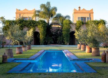 Thumbnail 7 bed villa for sale in Marrakesh (Palmeraie), 40000, Morocco