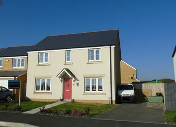 Thumbnail 4 bed detached house for sale in Ffordd Y Meillion, Machynys, Llanelli