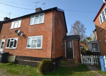 Thumbnail 2 bedroom semi-detached house to rent in Castle Lane, Hadleigh, Ipswich