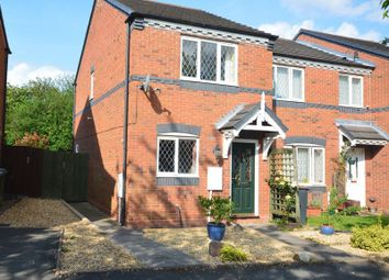 Thumbnail 2 bed end terrace house for sale in Winchester Drive, Muxton, Telford
