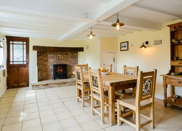 Thumbnail 5 bed detached house for sale in The Hollies, Llanymynech, Powys