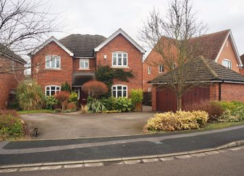 Thumbnail 5 bed detached house for sale in Harley Close, Worksop
