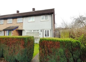 Thumbnail 2 bedroom end terrace house for sale in Trent Road, Bletchley, Milton Keynes