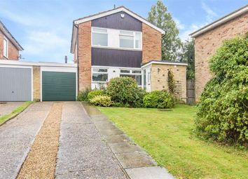 Thumbnail 3 bedroom link-detached house for sale in Hazelwood Road, Oxted, Surrey