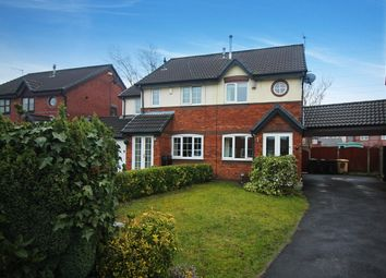 Thumbnail 2 bed semi-detached house for sale in Hollow Meadow, Radcliffe, Manchester