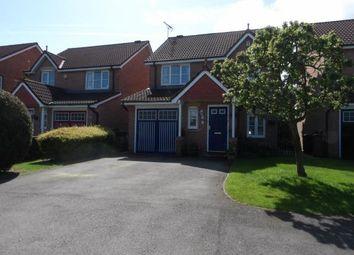Thumbnail 3 bed detached house for sale in Fron Heulog, Hawarden, Deeside, Flintshire