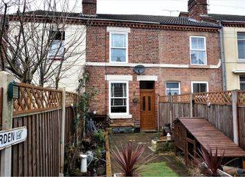 Thumbnail 2 bedroom terraced house for sale in Tamworth Terrace, Duffield