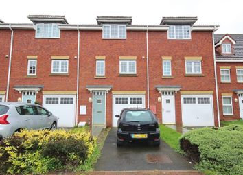 Thumbnail 3 bedroom town house for sale in The Haven, Selby