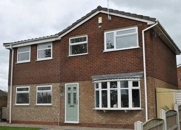 Thumbnail 4 bed detached house for sale in Runnymede, Stone