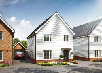 "Thumbnail 4 bed detached house for sale in ""The Huxford - Plot 4"" at Baldock Road, Canterbury"