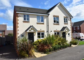 Thumbnail 3 bed semi-detached house for sale in Bowling Alley Street, Talke, Stoke-On-Trent