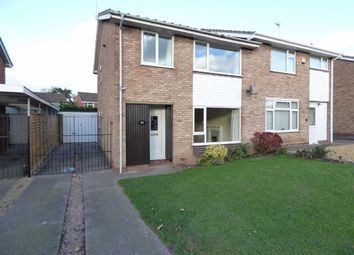 Thumbnail 3 bed semi-detached house for sale in Wildwood Drive, Wildwood, Stafford