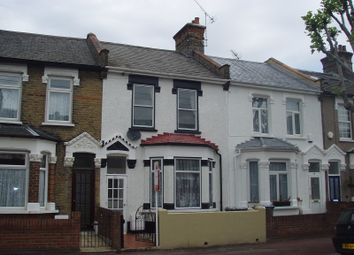 Thumbnail 2 bedroom terraced house to rent in Hollington Road, East Ham, London.