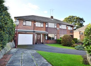 Thumbnail 4 bed semi-detached house for sale in Ash Street, Stanley, Wakefield, West Yorkshire