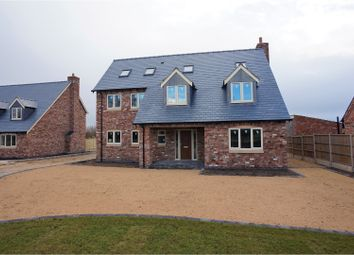 Thumbnail 5 bed detached house for sale in Tillbridge Road, Lincoln