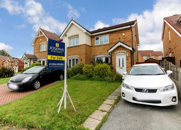 Thumbnail 2 bed semi-detached house for sale in Windyhill Drive, Bolton